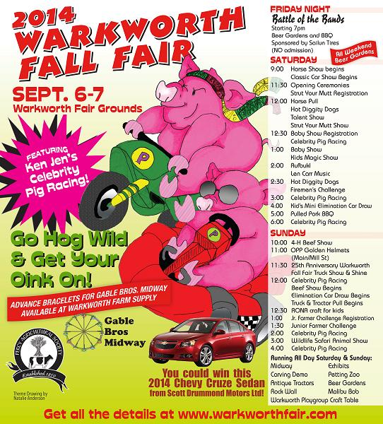 Warkworth Fall Fair